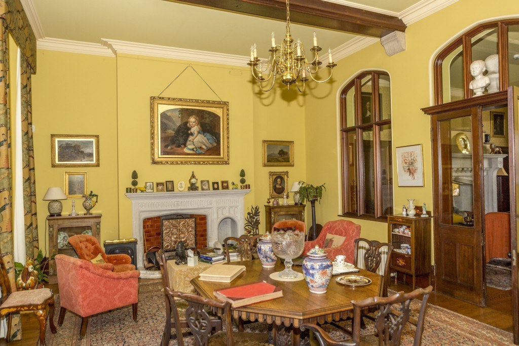 Blessingbourne Estate Fivemiletown House tours